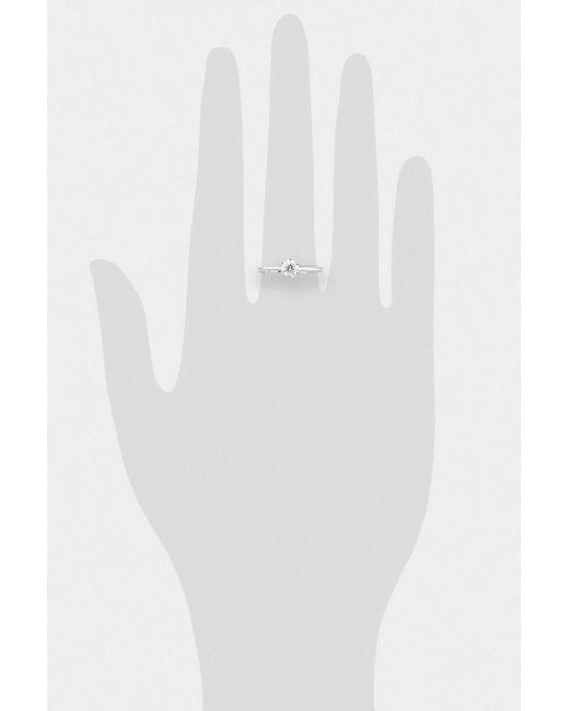 Кольцо МОНАРХ                                                                                                              белый цвет
