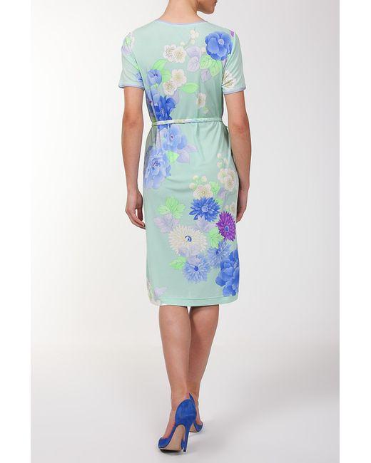 Платье Пояс Leonard                                                                                                              голубой цвет