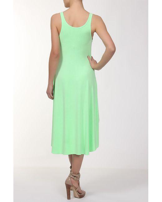 Платье Джерси Feel The Piece                                                                                                              зелёный цвет