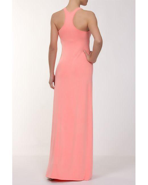 Платье Джерси Feel The Piece                                                                                                              оранжевый цвет