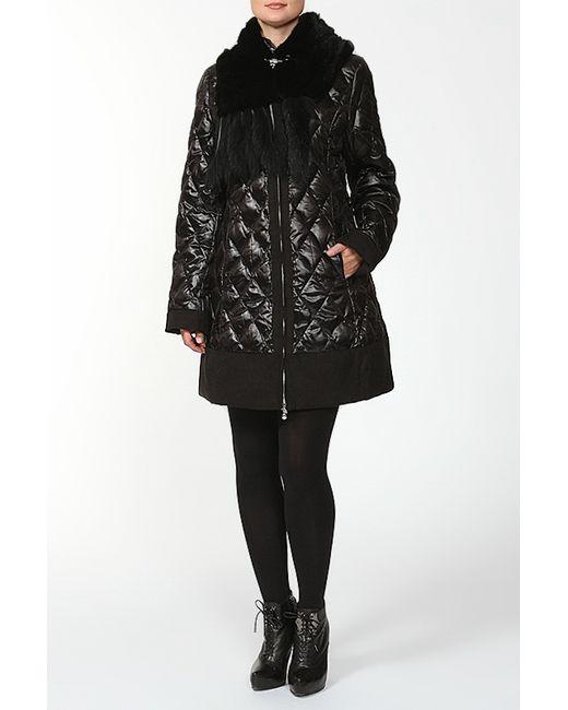 Пальто Пуховое Acasta                                                                                                              чёрный цвет