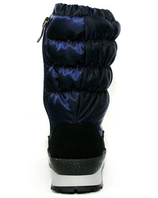 Дутики Ascenzi                                                                                                              синий цвет