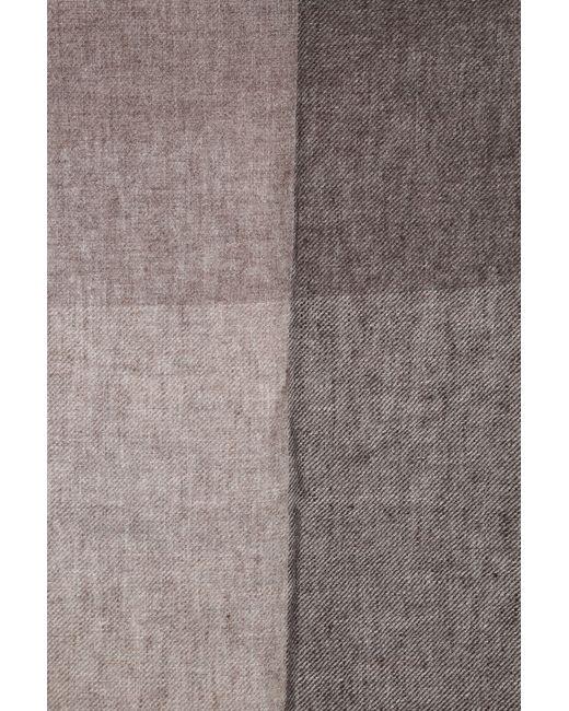 Палантин Luisa Spagnoli                                                                                                              коричневый цвет