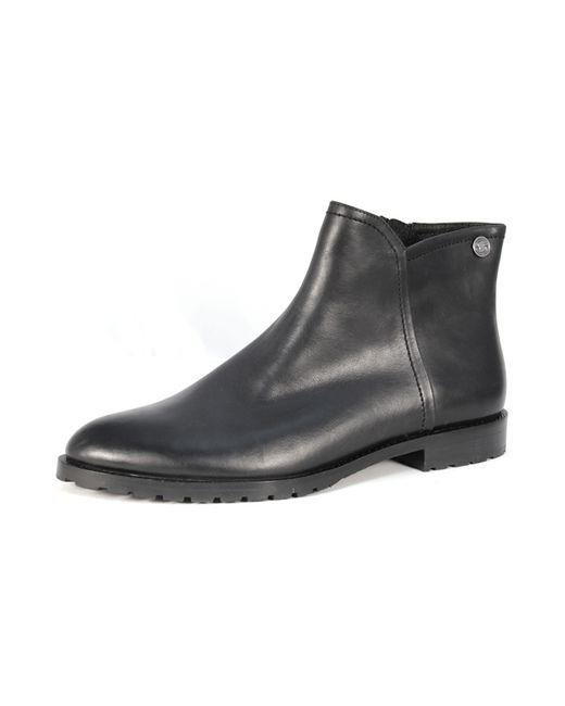 Ботинки Bravo                                                                                                              чёрный цвет