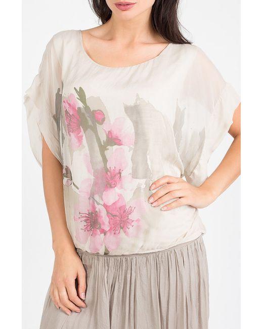 Блуза Amado Barcelona                                                                                                              бежевый цвет