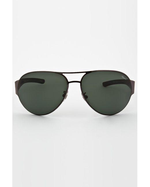 Очки Солнцезащитные CHOPARD                                                                                                              чёрный цвет