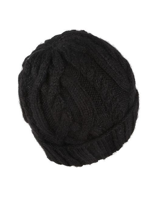Шапка Eugenia Kim                                                                                                              чёрный цвет
