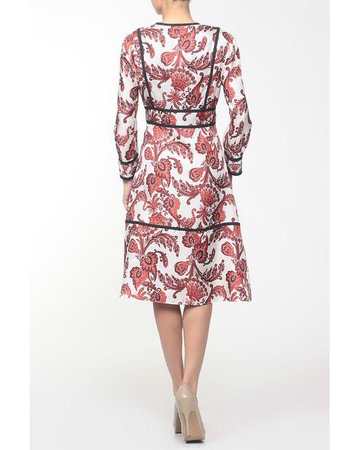Платье Strenesse                                                                                                              красный цвет