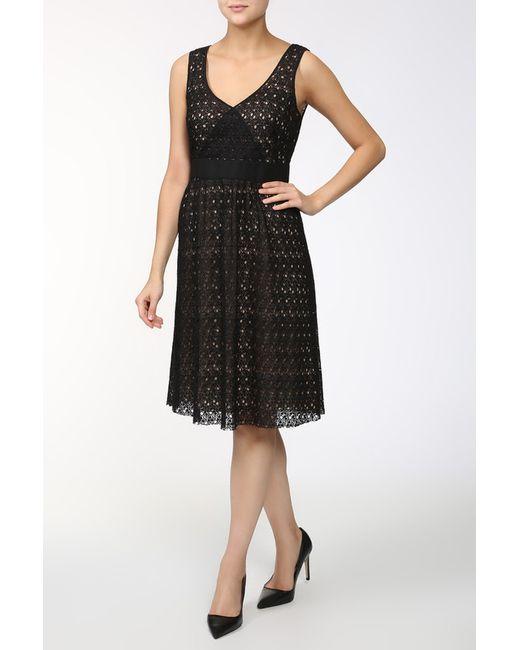 Платье Akris Punto                                                                                                              чёрный цвет