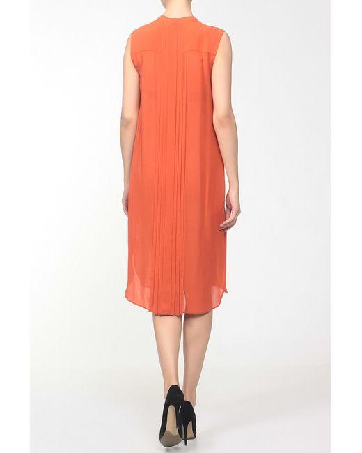 Платье Belstaff                                                                                                              оранжевый цвет
