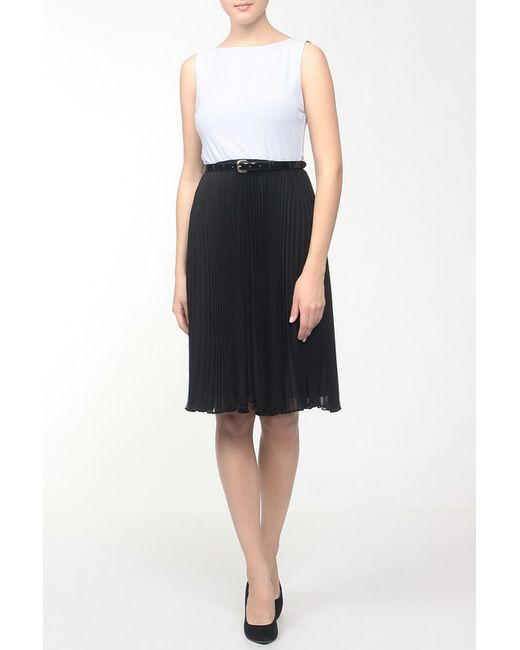 Платье С Ремнем Alice + Olivia                                                                                                              чёрный цвет
