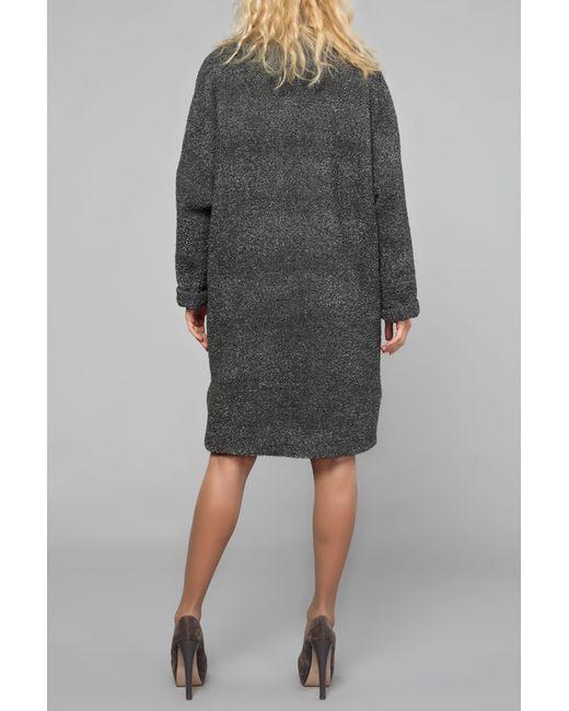 Пальто Kata Binska                                                                                                              серый цвет
