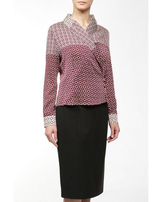 Блуза Bgn                                                                                                              многоцветный цвет