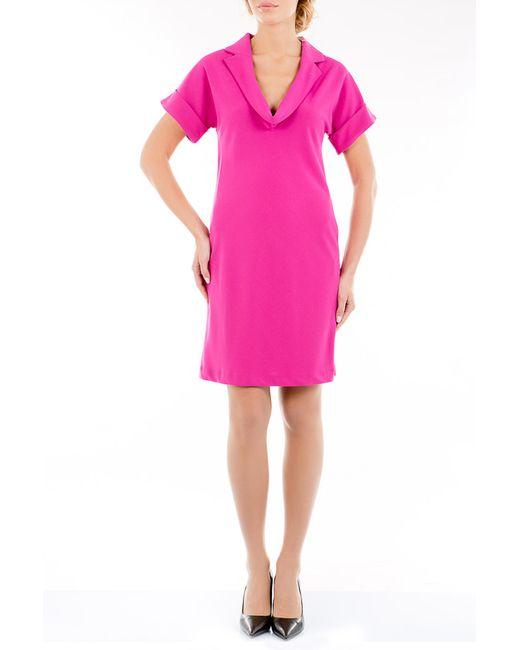 Платье Levall                                                                                                              розовый цвет