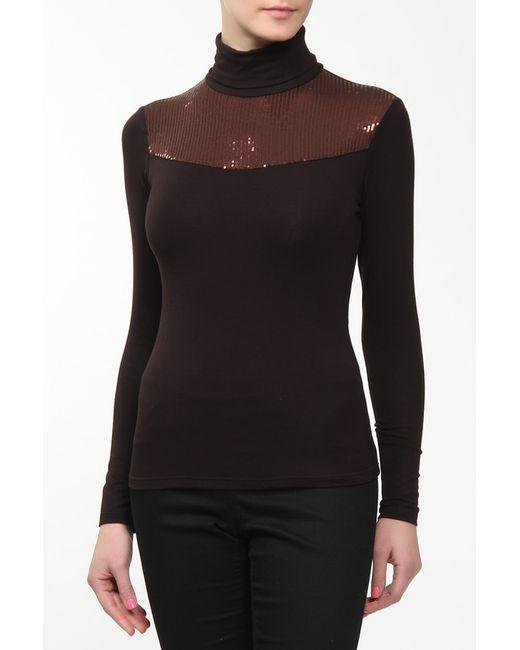 Джемпер M&L Collection                                                                                                              коричневый цвет
