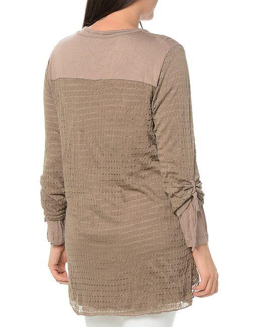 Туника Gullietta Fashion                                                                                                              золотой цвет
