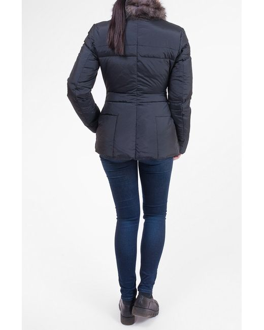 Куртка Borbonese                                                                                                              чёрный цвет