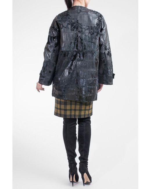 Куртка Gianfranco Ferre                                                                                                              чёрный цвет
