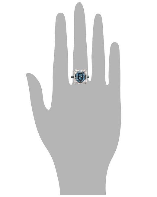 Кольцо Magic Diamonds                                                                                                              белый цвет