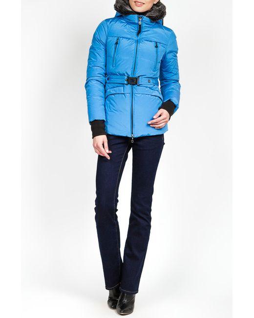 Пуховик Conver                                                                                                              голубой цвет