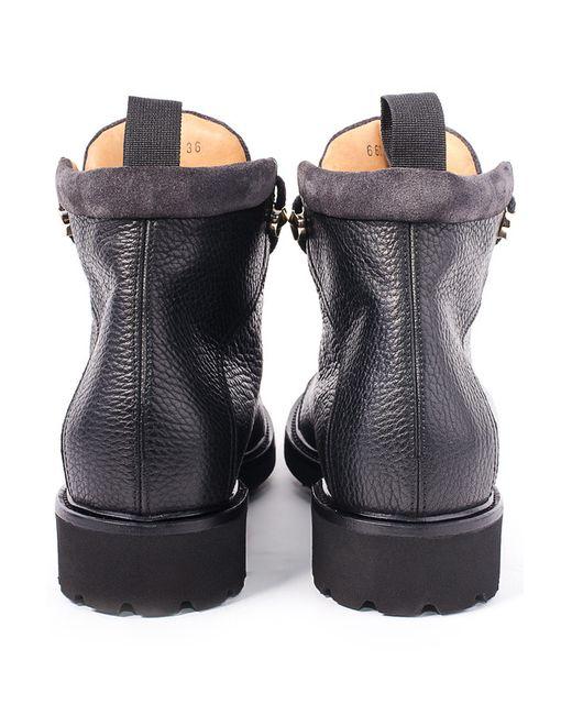 Ботинки Doucal's                                                                                                              чёрный цвет