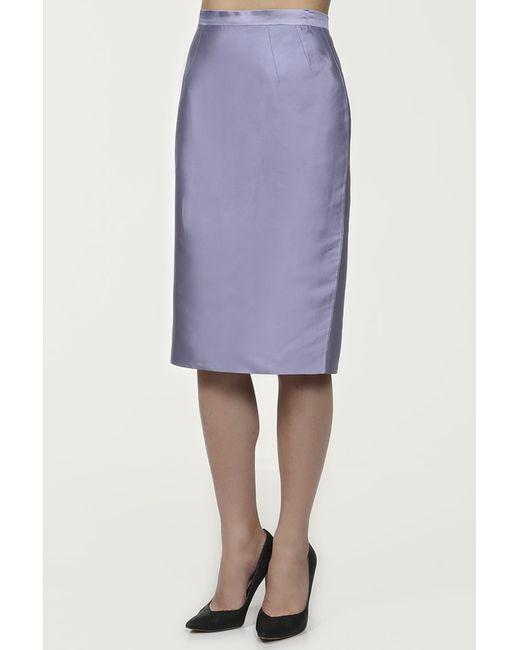 Юбка MARIA COCA                                                                                                              фиолетовый цвет