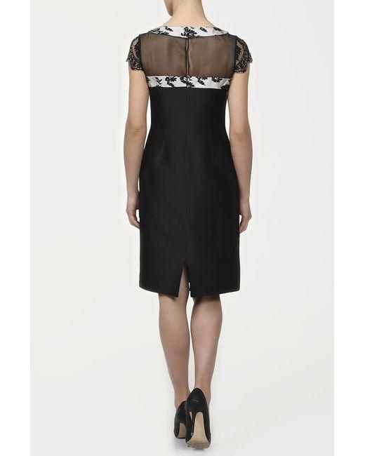 Платье MARIA COCA                                                                                                              чёрный цвет