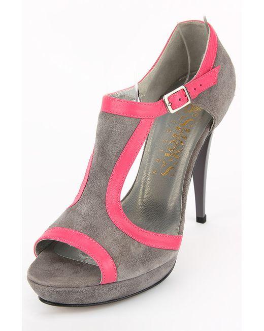 Туфли Atwa Collection                                                                                                              розовый цвет