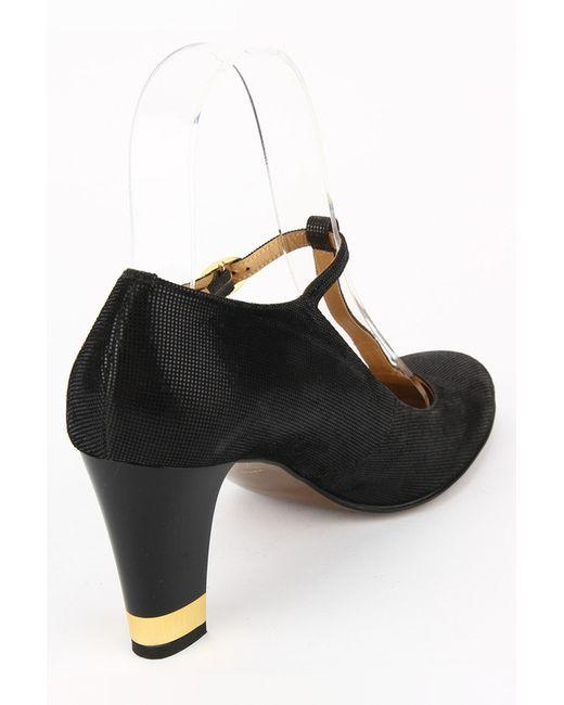 Туфли Atwa Collection                                                                                                              чёрный цвет
