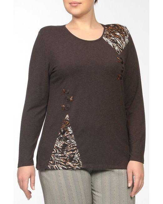 Блузка ARCADE                                                                                                              коричневый цвет