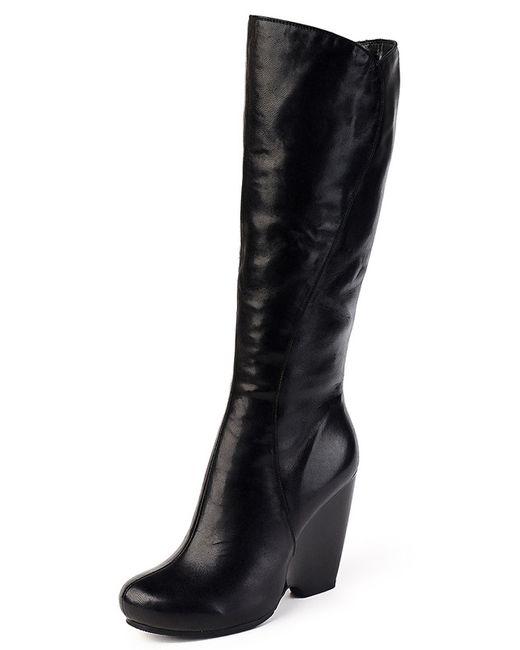 Сапоги Brocoli                                                                                                              чёрный цвет