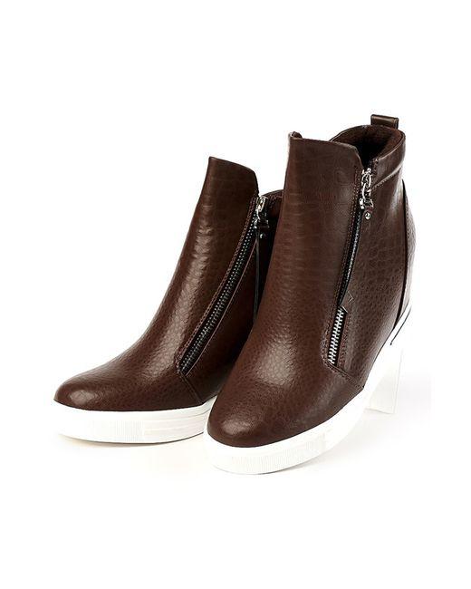 Ботинки Vita Ricca                                                                                                              коричневый цвет
