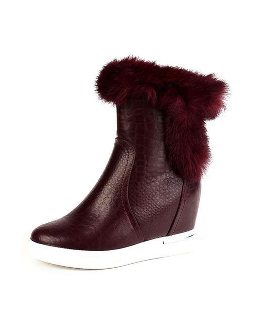 Ботинки Vita Ricca                                                                                                              красный цвет
