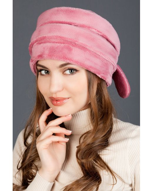 Бандана Loricci                                                                                                              розовый цвет