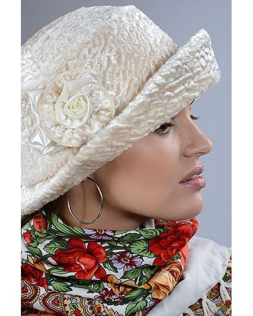 Шляпка Loricci                                                                                                              бежевый цвет