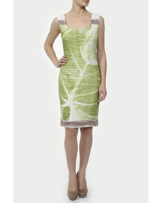 Платье D.exterior                                                                                                              зелёный цвет