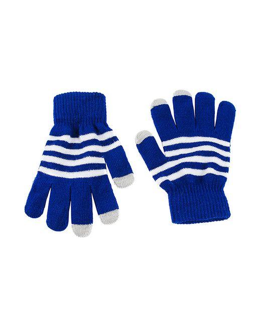 Перчатки Для Смартфонов Grezzo                                                                                                              синий цвет