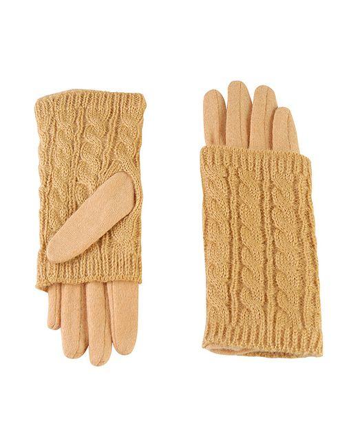 Перчатки Sabellino                                                                                                              желтый цвет