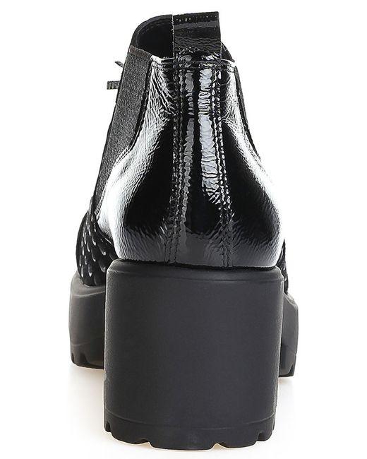 Ботинки Bouton                                                                                                              чёрный цвет