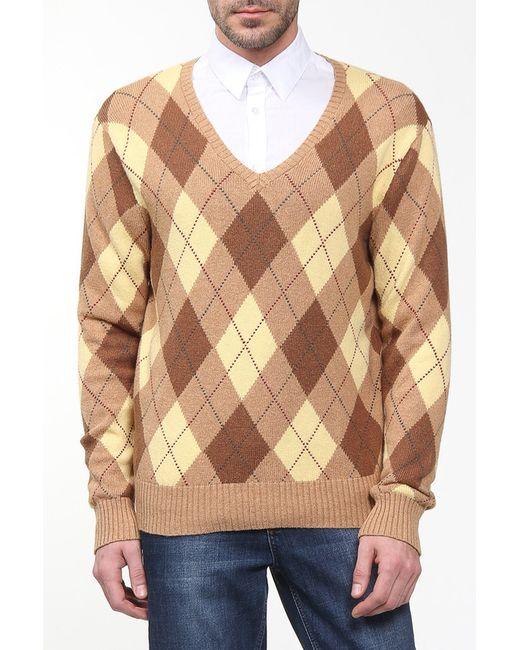 Пуловер Вязаный Polo Ralph Lauren                                                                                                              бежевый цвет