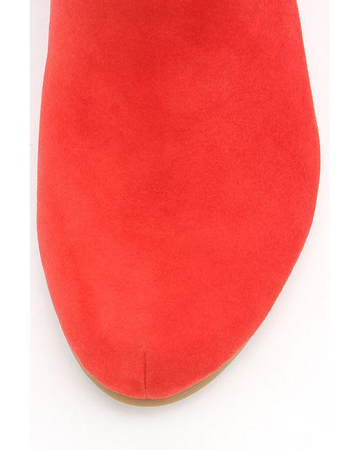 Сабо Evita                                                                                                              красный цвет