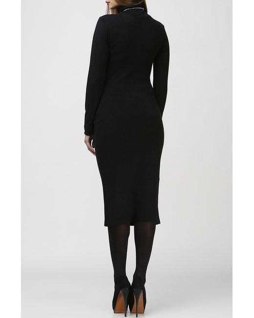 Платье George krutienko                                                                                                              чёрный цвет