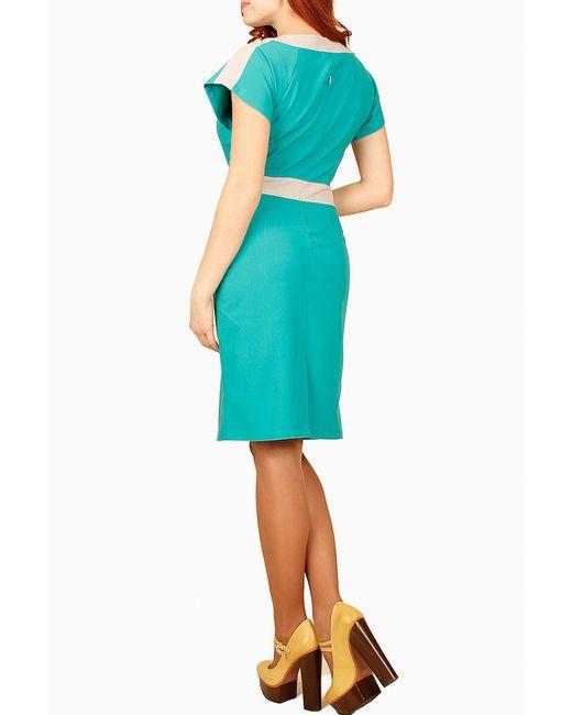Платье Mankato                                                                                                              голубой цвет