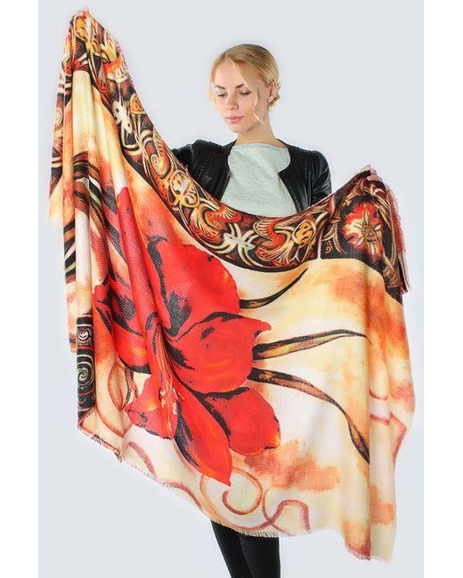 Палантин Sophie Ramage                                                                                                              оранжевый цвет