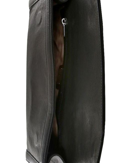Клатч Stuart Weitzman                                                                                                              чёрный цвет
