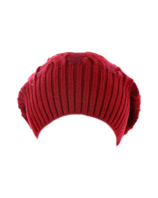 Шапка Sonia Rykiel                                                                                                              красный цвет