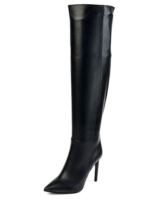 Ботфорты Lottini                                                                                                              чёрный цвет