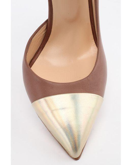 Туфли Ducсio Venturi Bottier                                                                                                              многоцветный цвет