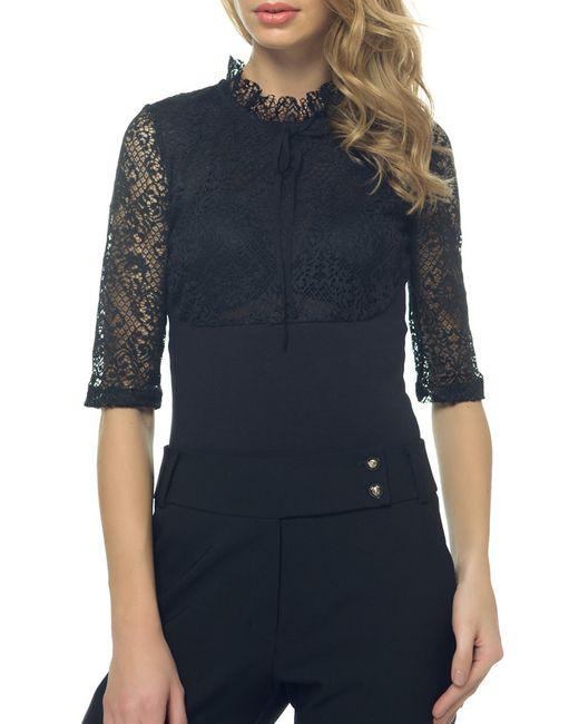 Блуза-Боди Arefeva                                                                                                              чёрный цвет