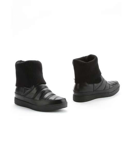 Ботинки Nobbaro                                                                                                              чёрный цвет